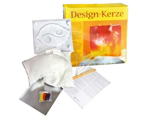 Design-Kerzen Set