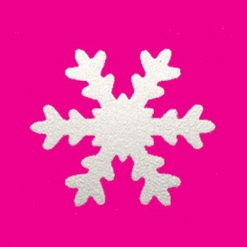 Motivlocher Schneeflocke