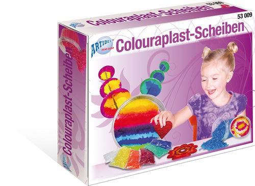 Colouraplast Scheiben (Set)