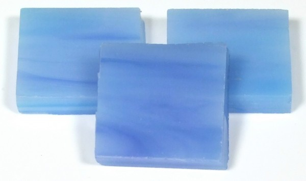 Tiffany Glas 10x10x4mm 200g - Caribic