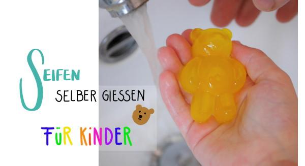 Seifen-Kinder-Schaum-klein
