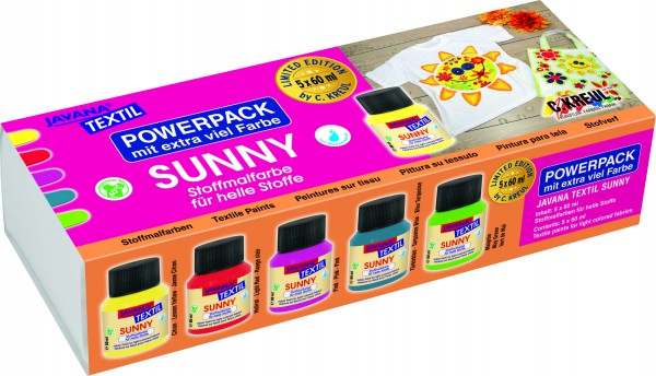Javana Textil Powerpack Sunny XXL Packung