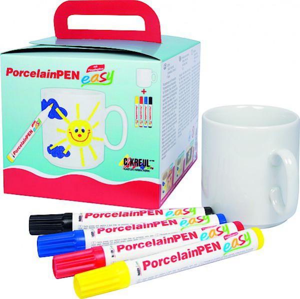 PorcelainPen easy Tassen-Set
