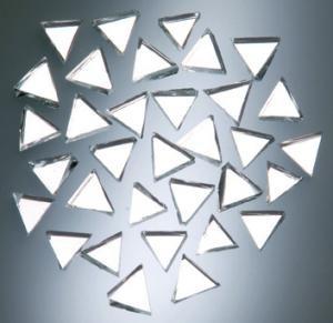 Spiegel Mosaic Dreieck 8x8x2 mm