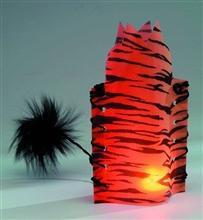 Lampe Creativ-Set Tiger