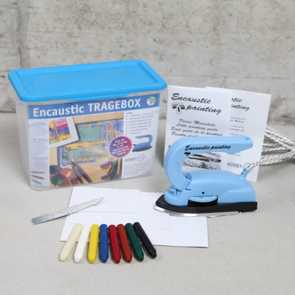 Encaustic Creativ-Box