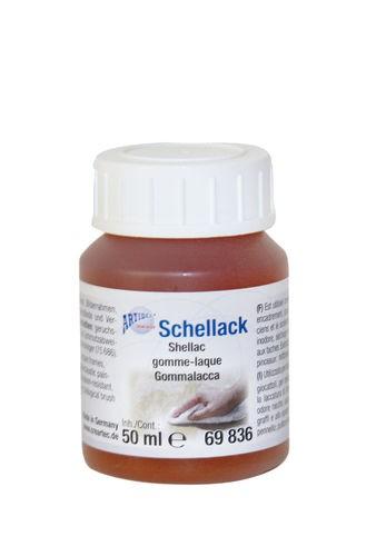 Schellack 125 ml