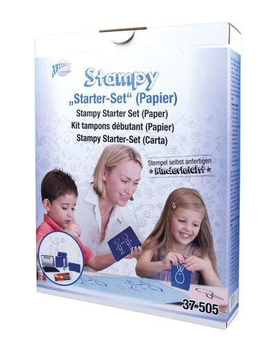Stampy-Starter-Set (Papierdruck)