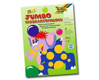 Jumbo Fotokartonblock