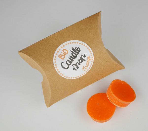 Bio Candle Drop Orange