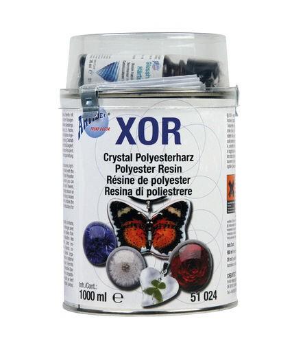 XOR-Crystal-Polyesterharz