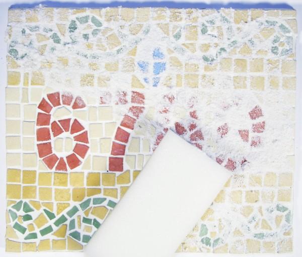 Mosaikset Hausnummer 20x17 cm