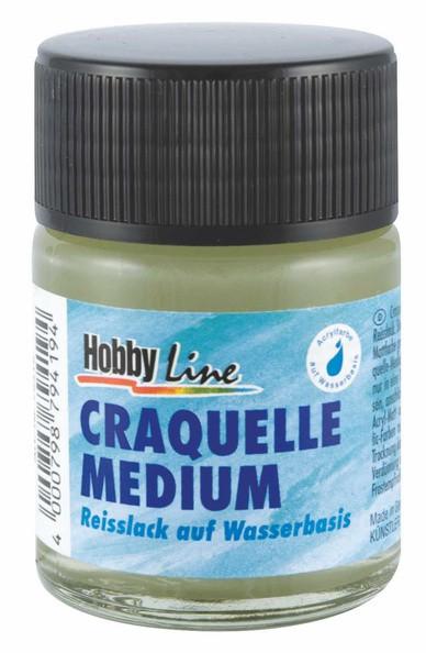 Craquelle Medium - Reißlack 50 ml