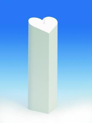 Herztubus-Form 210 x 70 x 61 mm Profi