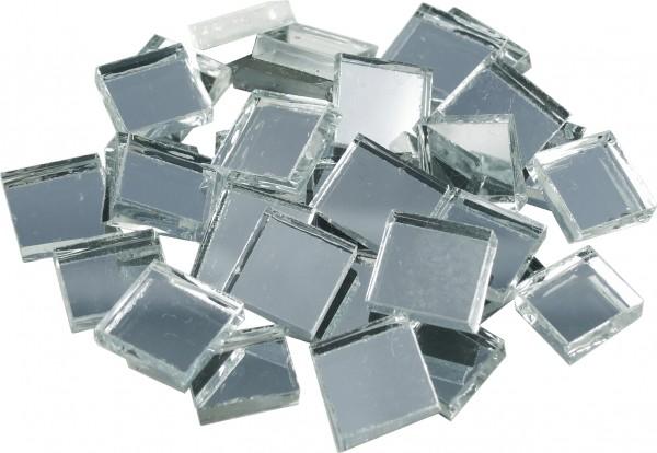 Spiegel 10x10 mm - Silber