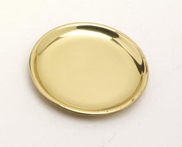 Untersetzer rund D 10 cm poliert