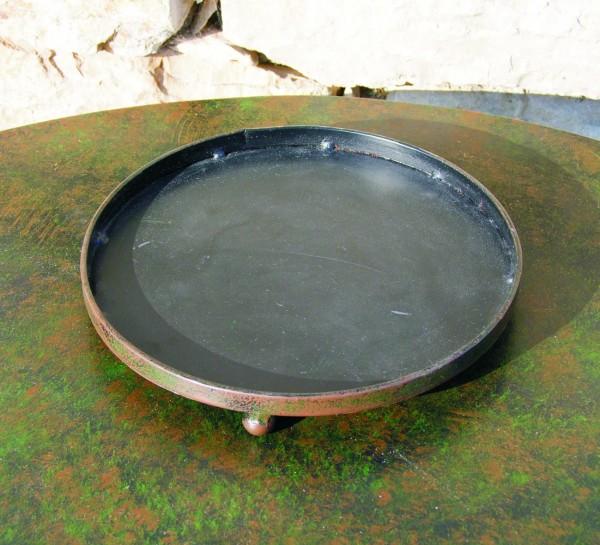 Metall Untersetzer rund - ∅ = 20 cm