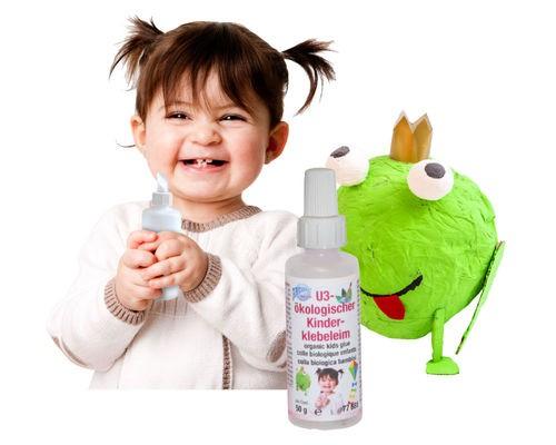 U3-Ökologischer Kinderklebeleim 70 g