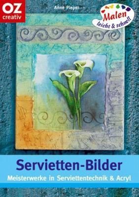 Buch Servietten-Bilder