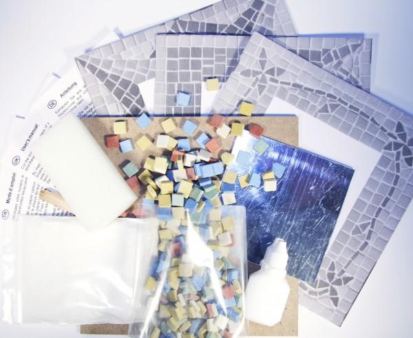 Mosaikset Spiegel 20x20 cm