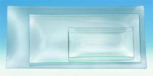 Glasteller 7,5x16 cm