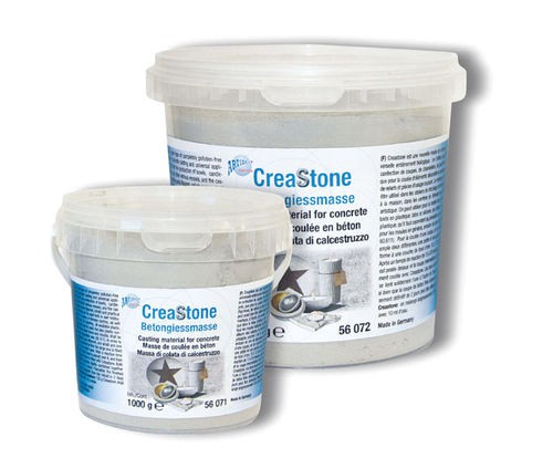 CreaStone - Betongiessmasse