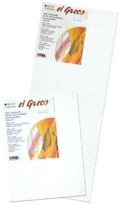 Keilrahmen el Greco in unterschiedlichen Größen