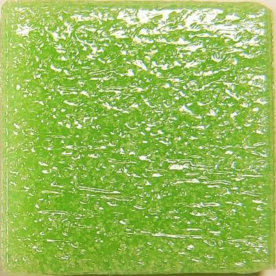 Murano Glas 20x20x4 Hellgrün