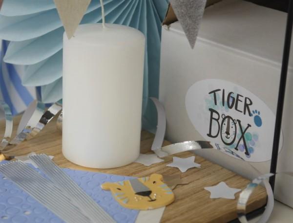 Kindergeburtstag Tigerbox
