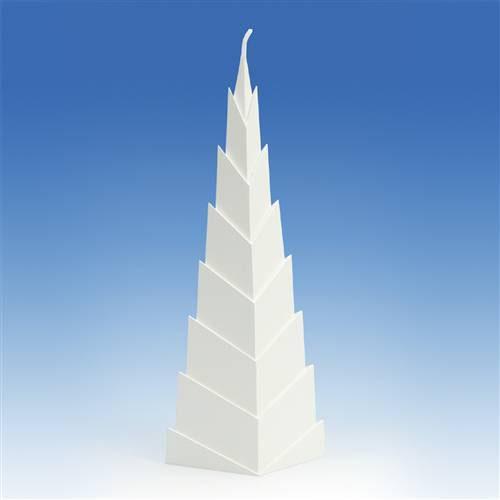 Stufenpyramide-Form 220 x 87 x 71 mm Profi