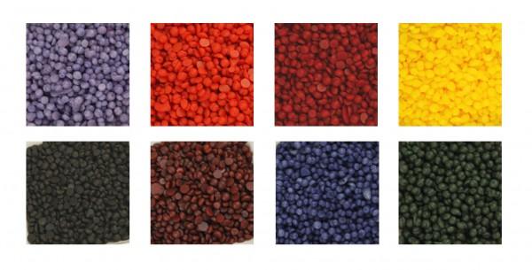 Wachsfarbe im Mix 8 x 40 g
