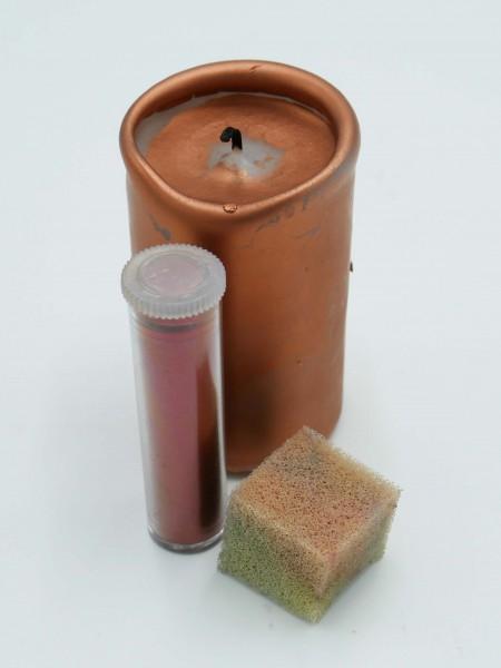 Metallpulver kupfer 6 ml