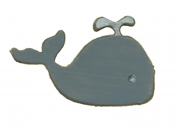 Wachsdekor Wal
