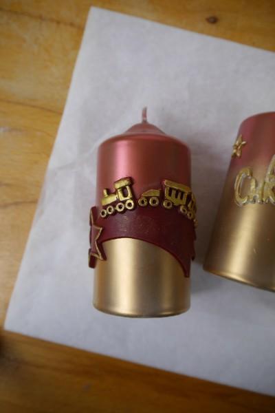 Metallpulver rot 6 ml