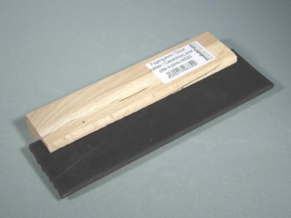 Fugengummi zum Verstreichen der Fugenmasse - 18 cm breit