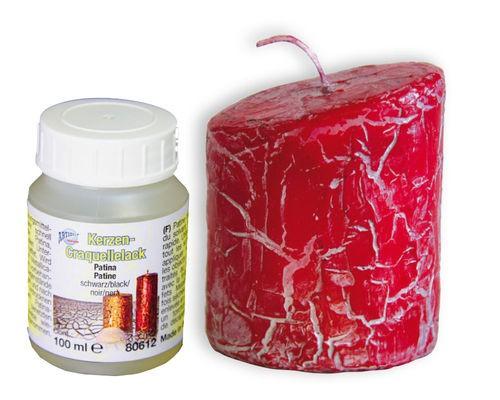 Kerzen-Craquellelack 100 ml