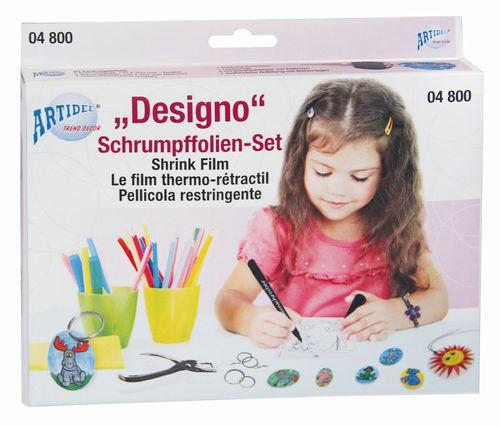 """Schrumpffolien-Set """"Designo"""""""