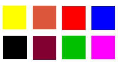 8 x 40 g Colorant Farbenmix