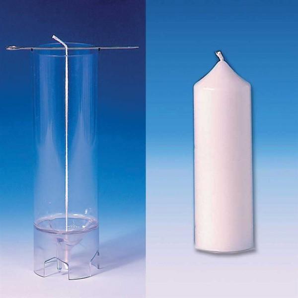 Zylindrische Giessform 50x140 mm