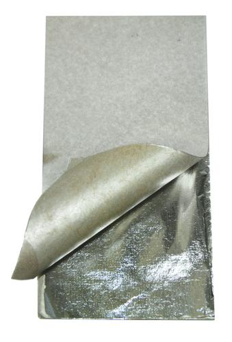 Blattmetall 14 x 7 cm (25 Stück)