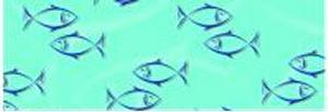 Transparentpapier Fisch