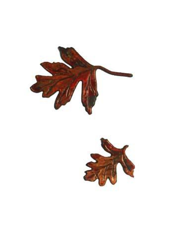 2 Herbstblätter